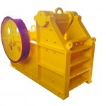 Double Toggle  Grease Crusher