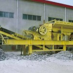 100 TPH Mobile Crusher Udaipur